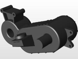 Mahindra alfa gearbox