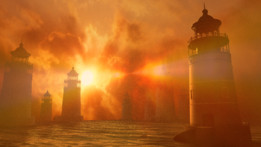 Bioshock Infinite - Lighthouse