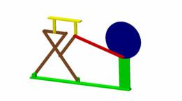Cnebychev parallel motion
