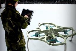 UAV QuadCOPTER Drone CT