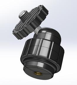 gopro ball joint tripod adapter