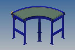 Curved Conveyor Concept