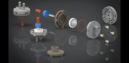 »Internal Gear Pump«