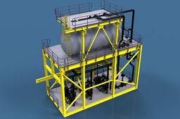 condensate module