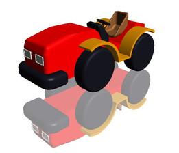 Tractor Antonio Carraro TX 7800 LE