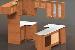 Kitchen Cabinet SW 2010