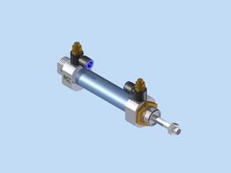 Cylinder Pneumatic MZ