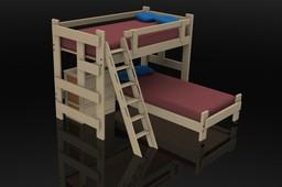 Loft Bed Medium