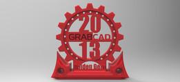 GrabCAD Golden Gear Award 2013