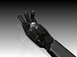 Prosthetic hand - WIP