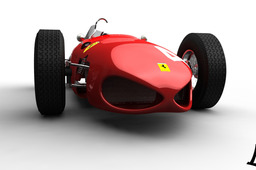 "Ferrari 156 F1 ""Sharknose"""