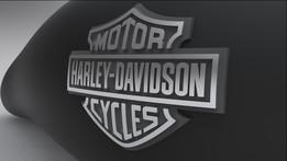 HARLEY-DAVIDSON Fueltank