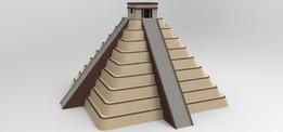 Mayan Pyramid - Mayan Calendar