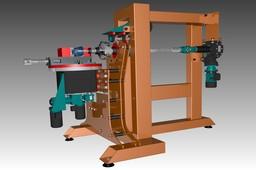 CNC Notching Machine