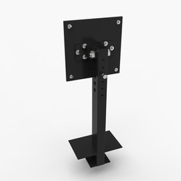 VESA 10x10 monitor mount