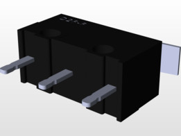 Roller Lever Arm Limit Micro Switches V-165-1C25 CMV104D Short Good 3D Printer