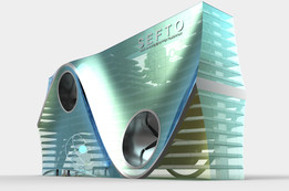"""SEFTO Buidling for the """"Solidworks City of Tomorrow."""""""