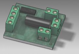 Sabertooth 2x5 Motor Controller