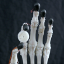 Biomimetic Robotic Prosthetic Hand