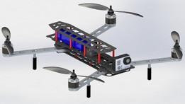 TypeZero DIY quadcopter FPV Frame