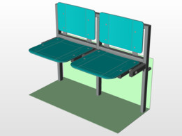 folding seats for buses