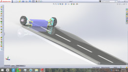 wishbone wheel animated