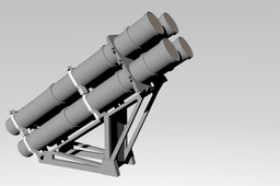HARPOON Missile Launcher