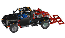 LEGO Technic Pickuptruck 9395
