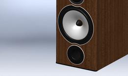 Monitor Audio Bronze BX2 & Center & Silver 6
