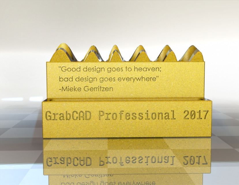 Pen business card caddy 3d cad model library grabcad colourmoves Image collections