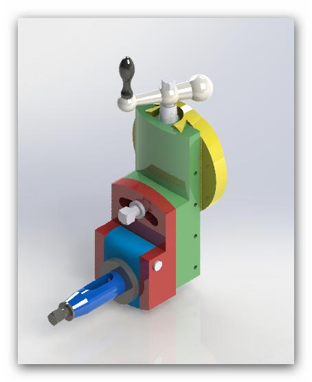 Shaper Tool Head | 3D CAD Model Library | GrabCAD