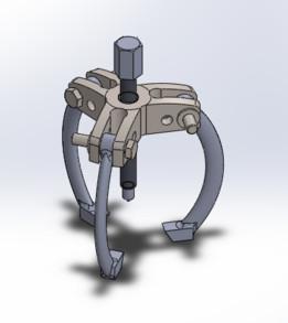 Garra extractora