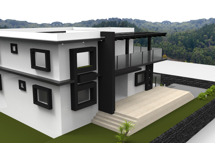 My home step iges 3d cad model grabcad for My home 3d