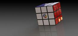 Rubik's Cube (1:1)