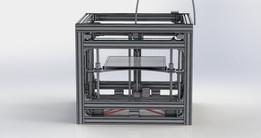 CoreXY 3d printer V2