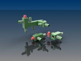 oxygen splite lego
