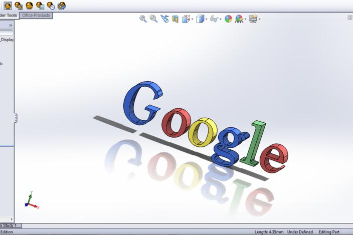 Google Solidworks 3d Cad Model Grabcad