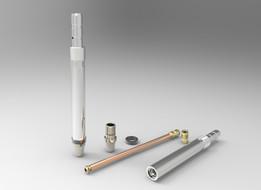 Canne de soufflage - blow pipe