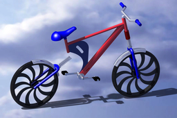Bicycle example by Omer UCTU