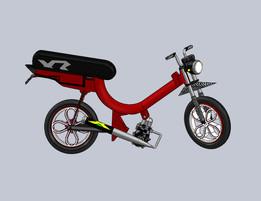 Mobilette Caloi 60cc