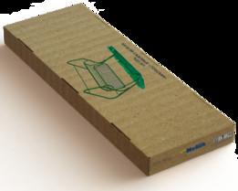 Box swing. Коробка для качели