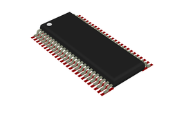 TSSOP 50 Pin (Thin Shrink Small Outline)