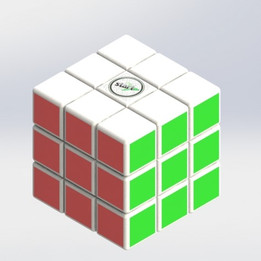 SOLIDWORKS, cube - Recent models | 3D CAD Model Collection | GrabCAD