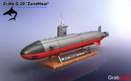"""Zr.Ms. O-29 """"Zandhaai"""""""