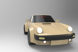 Porsche 911 Turbo S 3.3