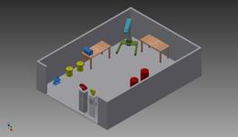 Diarama garage