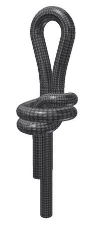 Rope Knot 3/16 Kevlar