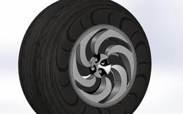 F1 CAR tyre