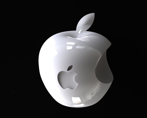 3D Apple ® Logo