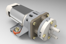 Internal Gear Pump Unit (IGPU)